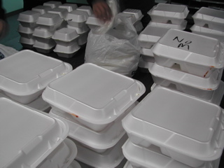 Styrofoam20containers