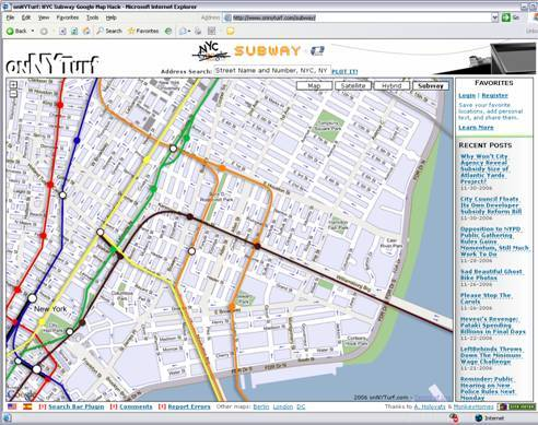 Nyc Subway Map 2006.I M Seeing Green Subways And Streets